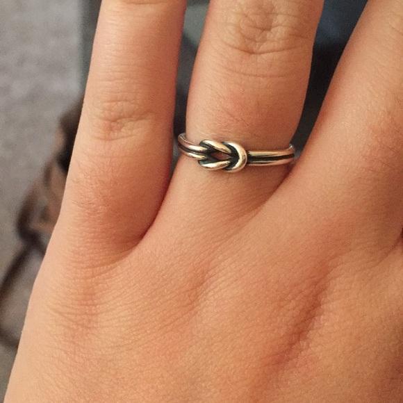 c0b05f5ff0 James Avery Jewelry   Petite Lovers Knot Ring   Poshmark